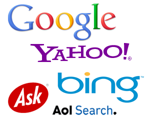 Look through major search engines.
